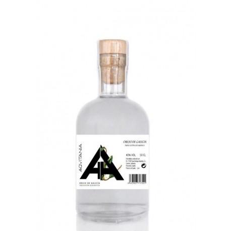 Aguardiente de Orujo Blanco Aquitania